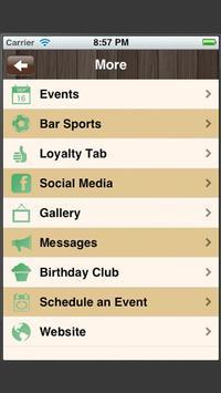 Kiwi's Pub and Grill apk screenshot
