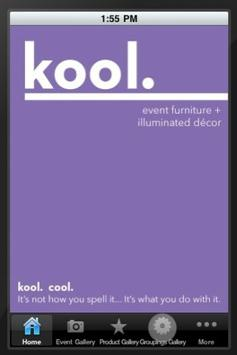 kool. Party Rentals poster