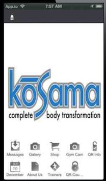 Kosama: Tempe, AZ poster