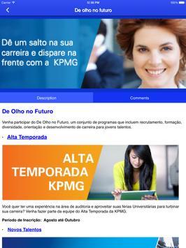 KPMG Carreiras apk screenshot