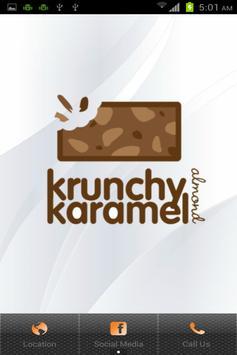 Krunchy Karamel poster