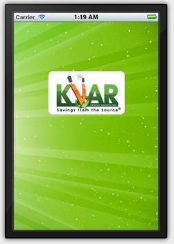 KVAR Energy Savers poster