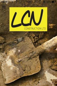 LCN Construction poster