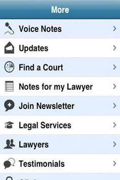 Law Offices of Lam & Roxas apk screenshot