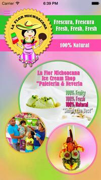 La Flor Michoacana Ice Cream apk screenshot