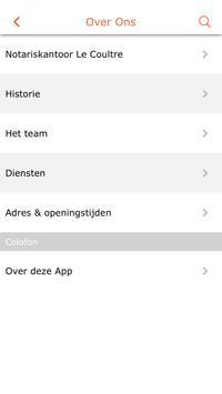 Notaris Laren apk screenshot