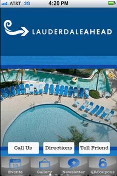 Lauderdale Ahead poster