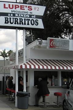 Lupes Burritos poster