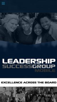 Leadership Success Group poster