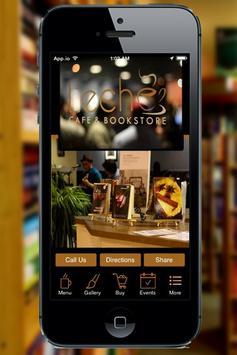 Leche Cafe and Bookstore apk screenshot