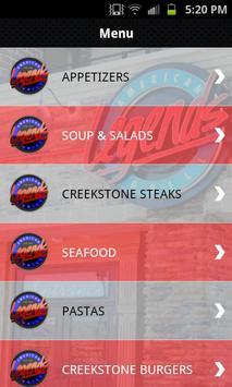 Legends American Grill apk screenshot