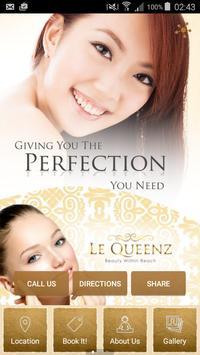 Le Queenz poster