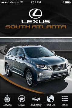Lexus of South Atlanta poster