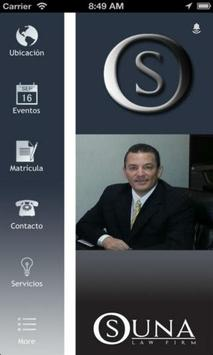 Osuna Law Firm poster