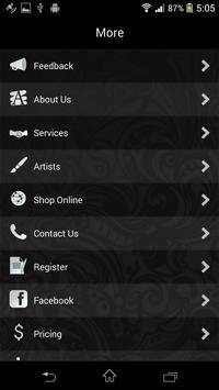 Lifestyle Tattoo apk screenshot
