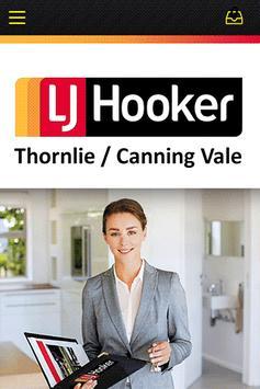 LJ Hooker Thornlie CanningVale poster