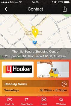LJ Hooker Thornlie CanningVale apk screenshot