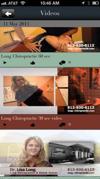 Long Chiropractic apk screenshot