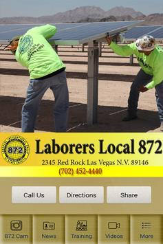 Laborers Local 872 apk screenshot