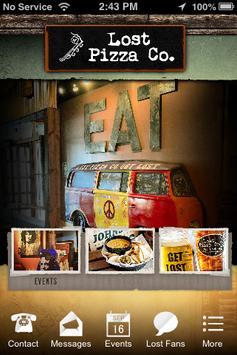 Lost Pizza Company-Ridgeland poster