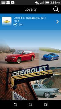 Jon Hall Chevrolet apk screenshot