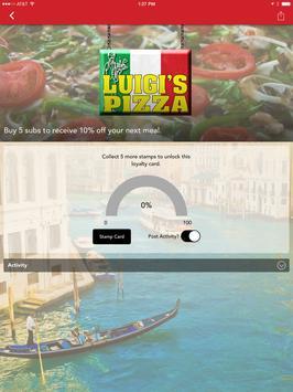Luigi's Pizza Pie apk screenshot
