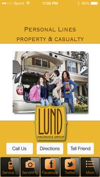 Lund Coverage poster