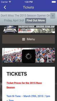 Lubbock Speedway apk screenshot