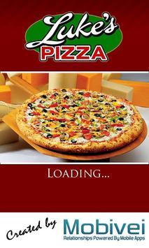 Luke's Pizza Restaurant poster