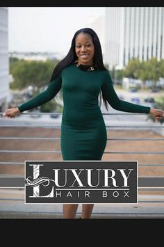 Luxury Hair Box poster