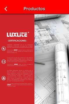 Luxlite apk screenshot