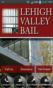 Lehigh Valley Bail poster