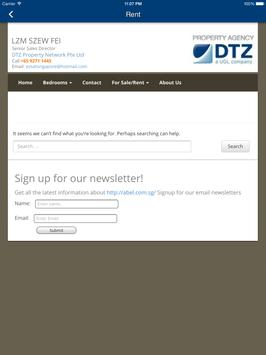 DTZ Property Network Pte Ltd apk screenshot