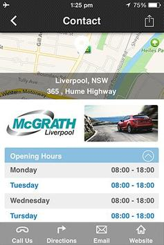 McGrath Mazda Liverpool apk screenshot