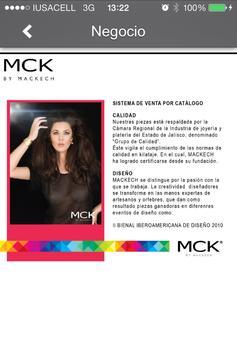 MCK apk screenshot