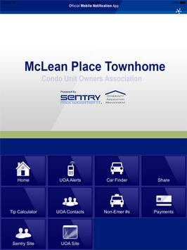 McLean Place Townhome UOA apk screenshot