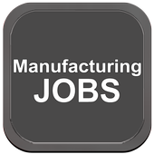 Manufacturing Jobs icon
