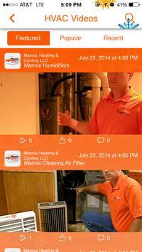 Mannix Heating & Cooling apk screenshot