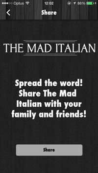 The Mad Italian apk screenshot