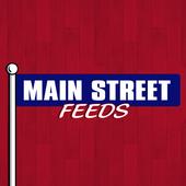 Main Street Feeds icon