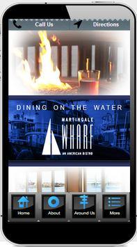Martingale Wharf poster