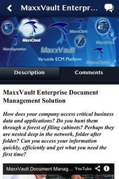 MaxxVault LLC apk screenshot