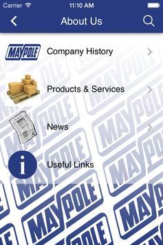 Maypole Ltd apk screenshot