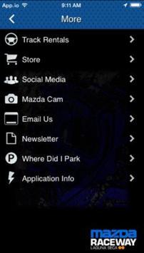 Mazda Raceway Laguna Seca apk screenshot