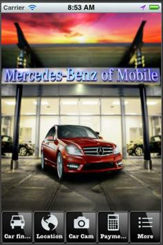 Mercedes Benz of Mobile poster