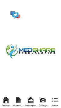 MEDSHARE TECHNOLOGIES poster