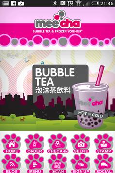 Mee-Cha Bubble Tea poster