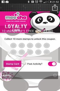 Mee-Cha Bubble Tea apk screenshot