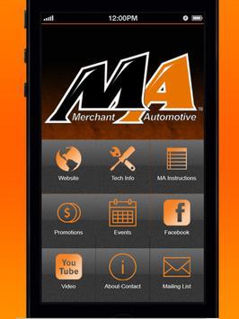 Merchant Automotive apk screenshot