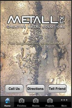 Metall FX poster